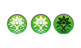 Badekurort-Massage-Yoga-Gesundheits-Satz Lizenzfreie Stockfotos
