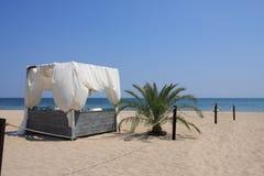 Badekurort-Rücksortierung. Schwarzes Meer. Lizenzfreie Stockfotos