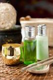 Badekurort und aromatherapy lizenzfreies stockfoto