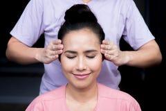 Badekurort und thailändische Massage stockfoto