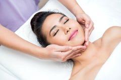 Badekurort und thailändische Massage stockfotografie