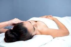 Badekurort und thailändische Massage lizenzfreie stockfotografie