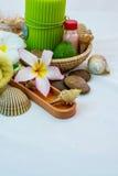 Badekurort und thailändische Massage lizenzfreies stockfoto