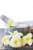 Badekurort und Wellneßeinstellung Stockfoto