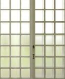 Badekurorttüren Lizenzfreie Stockbilder