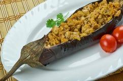 Bademjan Kabab obrazy stock