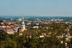 Baden,奥地利 库存照片