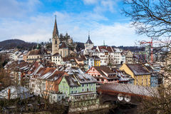 BADEN, AARGAU, SWITZERLAND Stock Photo
