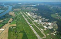 Baden Airpark 免版税库存照片