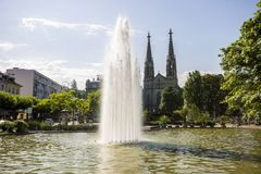 Baden-Baden, Allemagne Photos stock