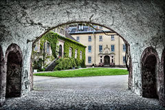 Baden Archway Royalty Free Stock Image