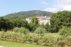 Baden-Baden, Allemagne Image libre de droits