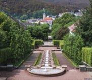 Baden Baden _Baden Wuerttemberg, Duitsland, Europa Royalty-vrije Stock Foto's