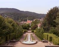 Baden Baden _Baden Wuerttemberg, Duitsland, Europa Royalty-vrije Stock Fotografie