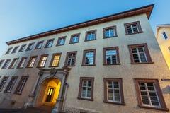 Baden-Baden City Hall Fotografering för Bildbyråer