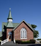 Baden Church ocidental Imagem de Stock Royalty Free