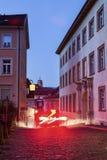 Baden-Baden City Hall Royaltyfri Bild