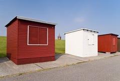 Baden der Hütte Lizenzfreie Stockbilder