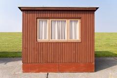 Baden der Hütte Stockfotografie