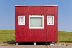 Baden der Hütte Lizenzfreies Stockfoto