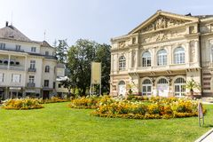 Baden-Baden, Duitsland stock foto