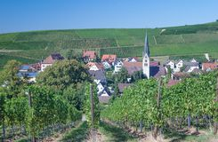 Baden Wine Route,Black Forest,Germany Stock Images