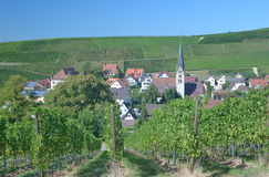 Baden Wine Route,Black Forest,Ortenau,Germany Stock Image