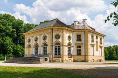 The Badenburg at Munichs Nymphenburg Castle Area Royalty Free Stock Photography