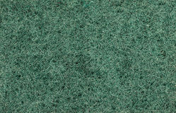 Badeschwamm der komprimierten Fasernahaufnahme, grünes abstraktes backgro Stockfotos