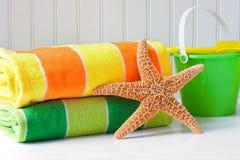 Badetücher Lizenzfreie Stockbilder