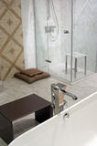 badet dekorerar interioren Royaltyfri Fotografi