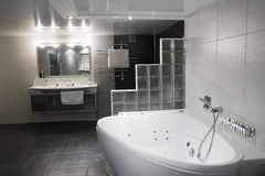 Badezimmer Stockfotos