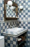 Badezimmer Stockfotografie