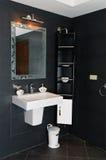 Badezimmer Stockfotos