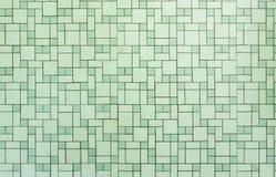 Badezimmer-Fliesenhintergrund fünfziger Jahre der Weinlese nahtloser Stockfotografie
