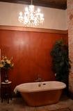 Badezimmer-Innenarchitektur Stockbilder