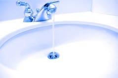 Badezimmer-Wanne stockbild