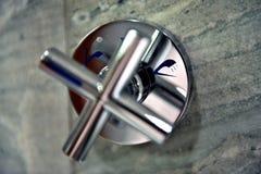 Badezimmer-Zapfen Stockbilder