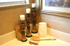 Badezimmer-Zubehör Lizenzfreie Stockbilder
