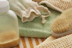 Badezimmerbadekurort Stockfoto