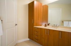 Badezimmerinnenraum Lizenzfreie Stockfotografie