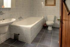 Badezimmerinnenraum Lizenzfreies Stockbild
