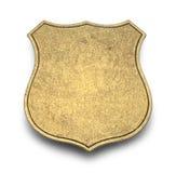 badge пробел стоковое изображение