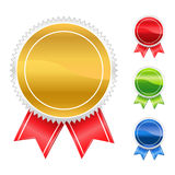 Badge Royalty Free Stock Images