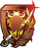 Badge Royalty Free Stock Photos