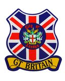 Badge of Britain Royalty Free Stock Image