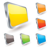 Badge icon Stock Images