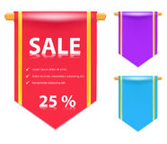 Badge icon Royalty Free Stock Photography