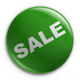 Badge - Sale Royalty Free Stock Images