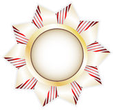 Badge. Vector illustration Stock Image